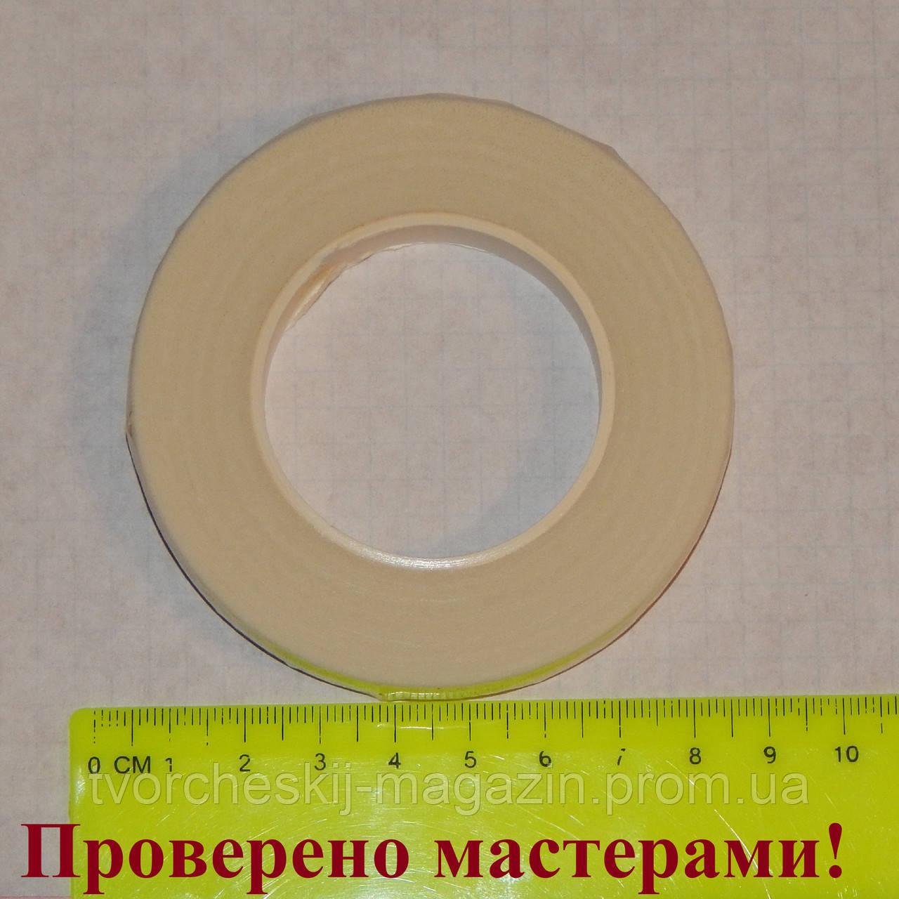Тейп-Лента белая, 27 м, 1,2 см (12 мм) 1 большая бобина