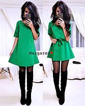 """Восхитительное платьице под поясок или без """"Margaret"""", размер единый 42-46, фото 3"""