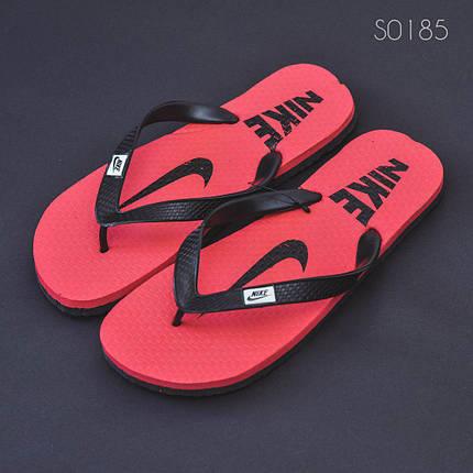 Пляжные тапочки вьетнамки Nike, фото 2