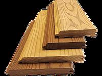 Фасадная доска термососна(косой ромбус)