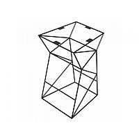 Каркас барного табурета из металла Лофт Loft. Мебельный каркас. Мебель для кафе, баров, ресторанов. HoReCa