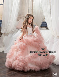"""Платье """"облако"""" детское длинное очень пышное. От года до 11 лет"""