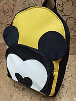 Рюкзак микки маус(только оптом)Рюкзаки спортивный городской спорт дети стильный, фото 1