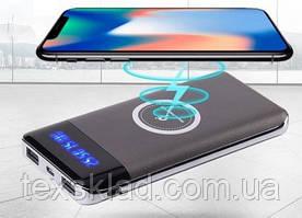 Павер банк з бездротовою зарядкою UKC 27 800 mAh (USB/Type C виходу)