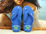 Сланцы женские Super Gear (BRAZIL) синие 36 р., фото 5