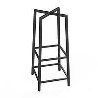 Каркас барного табурета из металла Лофт Loft. Мебельный каркас. Мебель для кафе, баров, ресторанов. КаБаРе