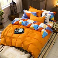 Красивый комплект постельного белья YIFENG