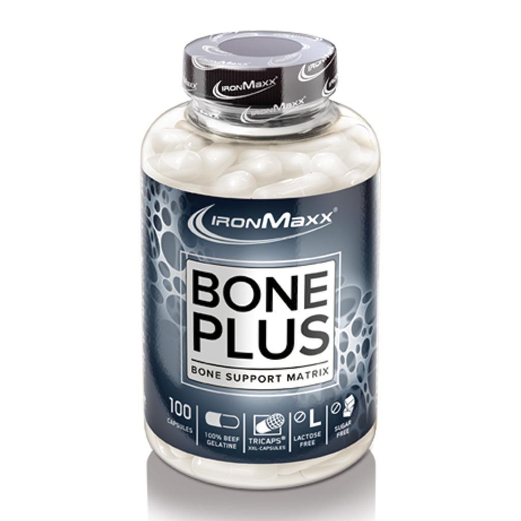 Вітаміни IronMaxx Bone Plus 100 caps