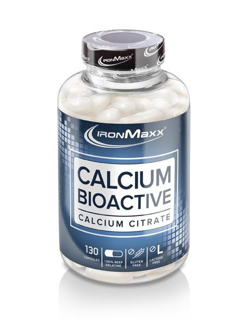 Витамины IronMaxx Calcium Bioactive 130 caps