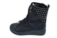 Ботинки Violeta 528 Black, фото 1