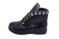 Ботинки женские Arcoboletto NK 419 Black, фото 1