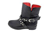 Ботинки женские Crisma 010 Black, фото 1