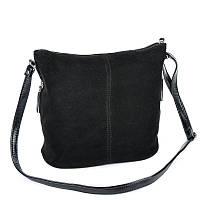 Женская сумка через плечо М78-замш/Z, фото 1