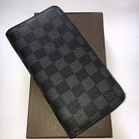 Кошелек Louis Vuitton (LV) Луи Витон серый