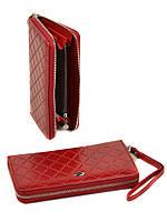 Женский кошелек из кожзама Rose-4 WD-8 red, фото 1