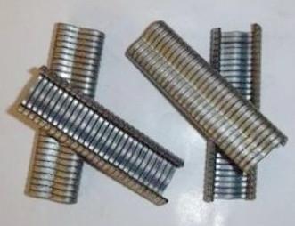 Комплект скоб для соединения сетки (600шт)