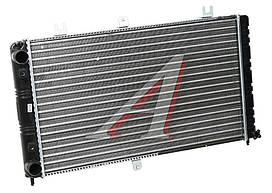 Радиатор водяного охлаждения ВАЗ 2170-72 (алюм.) (пр-во Авто Престиж)