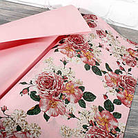 Бумага для упаковки цветов и подарков 180575-12 (58*58 см, упаковка 20 листов)