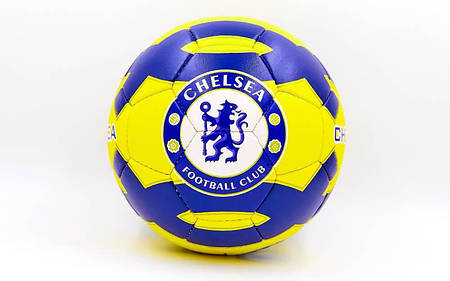 Мяч футбольный №5 Chelsea FC pvc (футбольний м'яч)