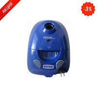 ROTEX RVB01-P Blue Пылесос с мешком до 1500 ВТ (Rotex)