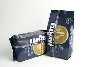Кофе зерновой Lavazza Crema e Aroma Espresso Blue (Лавацца  Крема Арома Еспрессо) 1 кг