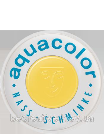 Желтый аквагрим AQUACOLOR 30мл(оттенок 625)