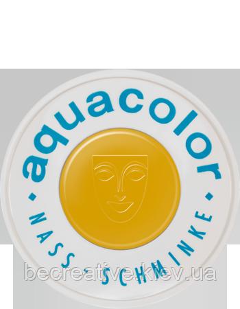 Желтый аквагрим AQUACOLOR 30 мл (оттенок 509)