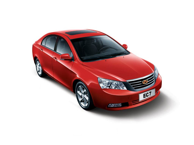 Geely Mgrand (ec7) (2009-)