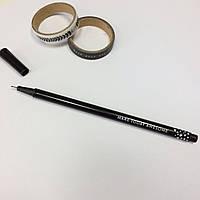 Ручка гелева для планера. Колір: чорний.