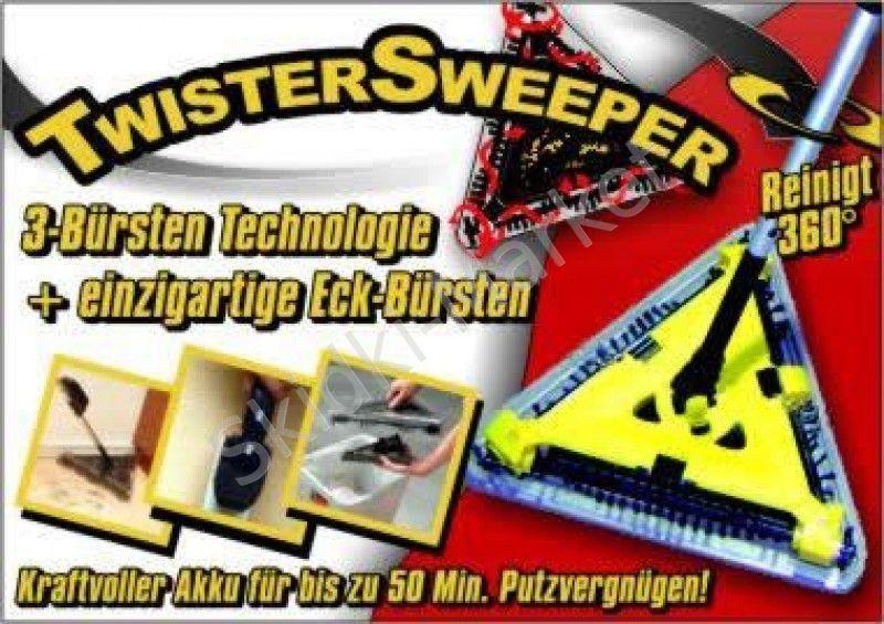 Электровеник Twister Sweeper (Твистер Свипер)