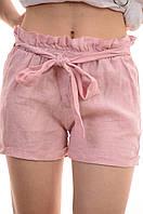 Льняные женские шорты оптом My luna