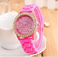 Стильные часы Geneva 7114738-4 оптом (38519)