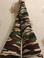 Лосины женские камуфляжные