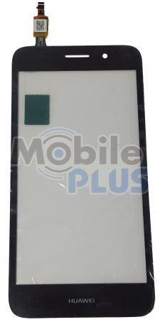 Сенсорный экран (тачскрин) для телефона Huawei Y3 2017 (CRO-U00) Black