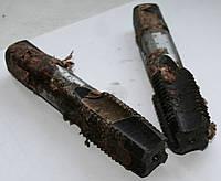 Метчик левый м/р М-33х3,5LH;Р-18;к-т из 2 шт.(№1и №2), основная резьба, фото 1