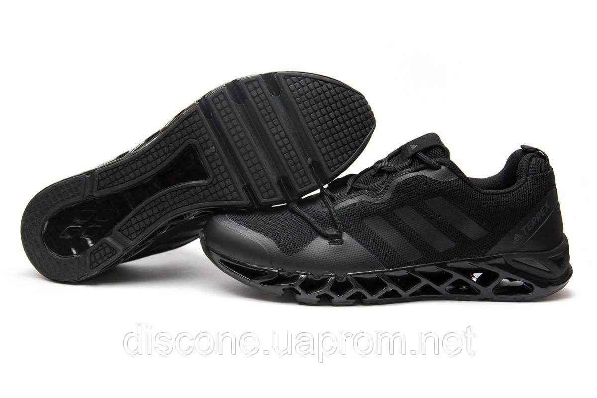 Кроссовки мужские ► Adidas Terrex,  черные (Код: 13591) ►(нет на складе) П Р О Д А Н О!