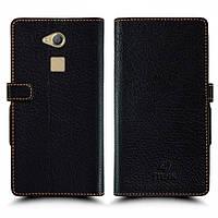 Чехол книжка Stenk Wallet для Sony Xperia XA2 Ultra Чёрный (60805)