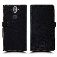 Чехол книжка Stenk Wallet для Nokia 8 Sirocco Чёрный