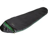 Спальный мешок High Peak Lite Pak 800 / +8°C (Left) Black/green