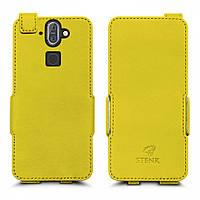 Чехол флип Stenk Prime для Nokia 8 Sirocco Желтый