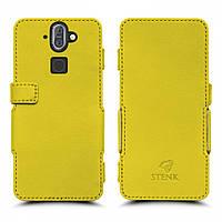 Чехол книжка Stenk Prime для Nokia 8 Sirocco Желтый