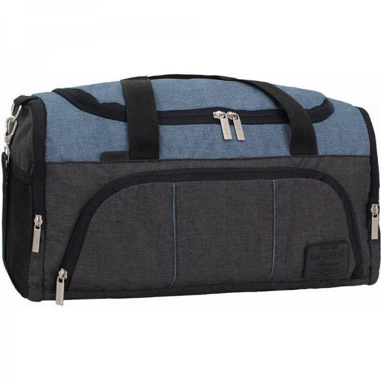 82a3282dd783 Сумка спортивная с боковым карманом для обуви Bagland арт. 30869-2 -  Интернет-