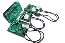 Механический тонометр Medicare с тремя манжетами