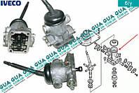 Механизм / кулиса / блок переключения КПП 5-ти ступенчатой ( механической коробки переключения передач ) 8858515 Iveco / ИВЕКО DAILY II 1989-1999 /