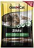 420523 GimCat Sticks палочки с ягненком и курицей, 20гр/4шт