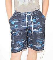 Бриджи мужские с накладным карманом - Пальма Шорты мужские M - 3XL ( Венгрия ), фото 2