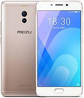 """Meizu M6 Note Gold 3/32 Gb, 5.5"""", Snapdragon 625, 3G, 4G, фото 1"""