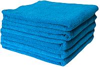 Отельное полотенце LOTUS BASIC бирюзовое  (50*90)