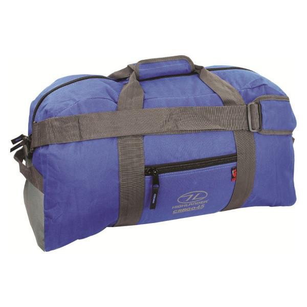 Сумка дорожная Highlander Cargo 45 Blue