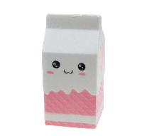 Сквиши молоко пакет молока SQUISHY сквиши Ароматная игрушка антистресс !!Большие РАЗМЕРИ ХИТ!!